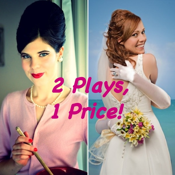 2 Plays – 1 Price: Theatre Event Benefiting CKWR Radio