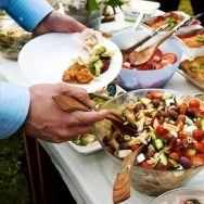 Food for Thought: Potluck and Talk