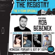 The K-Town Special with Rob Bebenek