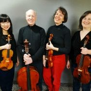 The Registry Quartet: Blooming Brahms and Magical Mozart