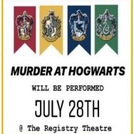 Murder at Hogwarts