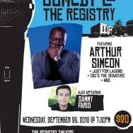 Arthur Simeon with Sammy Farid and Mike Wood