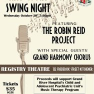 "May Court ""Swing"" Night"